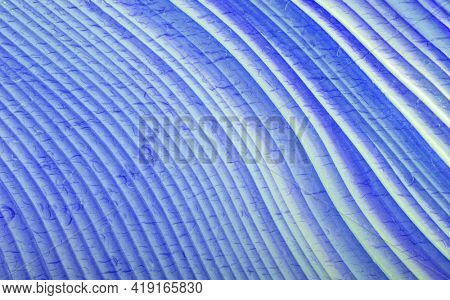 background with blue color agate structure