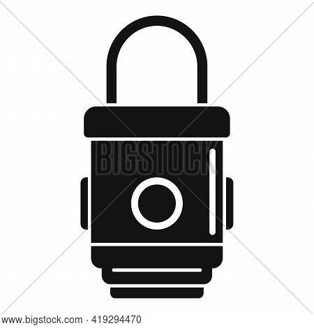 Box Trap Icon. Simple Illustration Of Box Trap Vector Icon For Web Design Isolated On White Backgrou