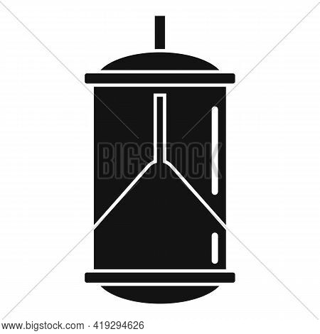 Bird Trap Icon. Simple Illustration Of Bird Trap Vector Icon For Web Design Isolated On White Backgr