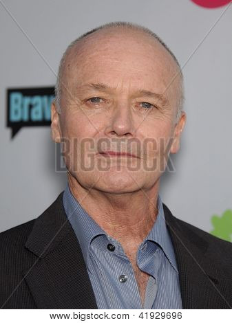LOS ANGELES - AUG 02:  CREED BRATTON arriving to Summer 2011 TCA Party - NBC  on August 02, 2011 in Beverly Hills, CA