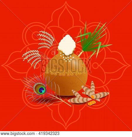 Pongal Hindu Harvest Festival In India Sri Lanka