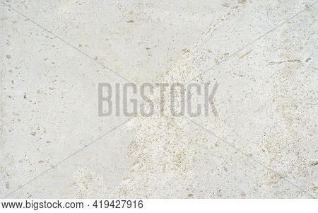 Concrete Wall, Concrete Texture For Background, Dirty Spot Stain On Concrete Texture Background In H