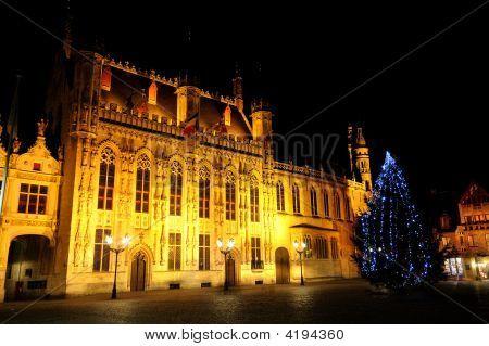 Burg Square ?Bruges