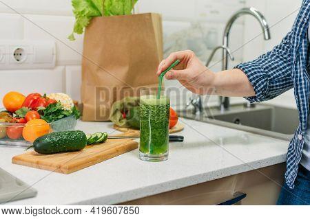 Boosting, Balancing Immune Health. Health Food For Immune System. Healthy Natural Vegetables, Fruits