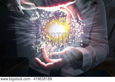 Spiritual Reiki Healing Psychic Energy Light Field