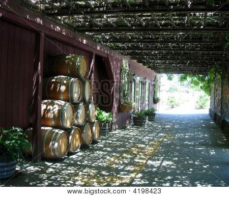Winebarrelscalifornia