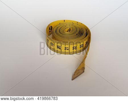 Imperial And Metric Tape Measure