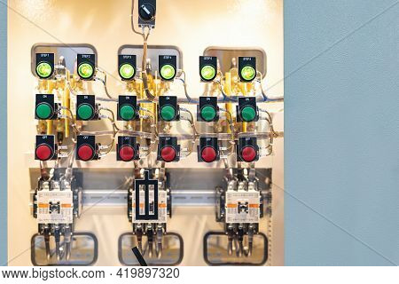 Push Button Switch On Off And Status Lamp For Monitor Or Show Function Work With Dial Switch Wiring
