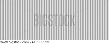 Seamless Striped Pattern. Abstract Background With Stripes. Web Banner. Black And White Illustration