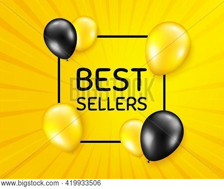 Best Sellers. Balloon Party Banner With Frame Box. Special Offer Price Sign. Advertising Discounts S