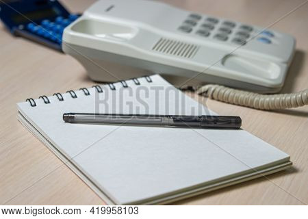 Office Work. Business Development Concept. Increased Sales. Sales Management