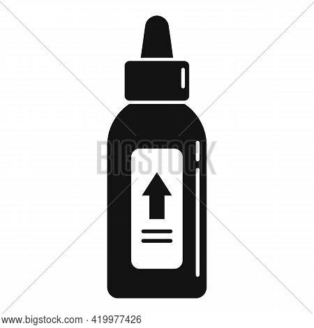 Fertilizer Dropper Icon. Simple Illustration Of Fertilizer Dropper Vector Icon For Web Design Isolat