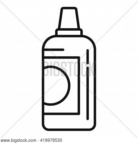 Mineral Fertilizer Icon. Outline Mineral Fertilizer Vector Icon For Web Design Isolated On White Bac