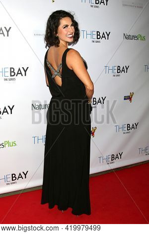 LOS ANGELES - MAY 8:  Jazmin Laskowski at the The Bay's  Season Finale Screening at the Private Residence on May 8, 2021 in Los Angeles, CA