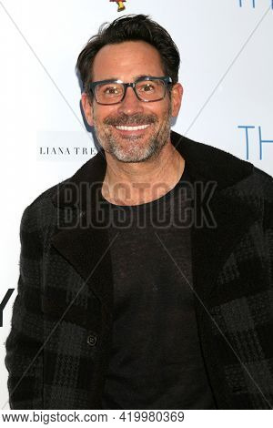 LOS ANGELES - MAY 8:  Gregory Zarian at the The Bay's  Season Finale Screening at the Private Residence on May 8, 2021 in Los Angeles, CA