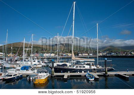 Dingle bay harbour