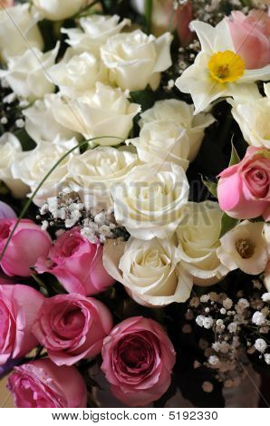 Details Of Wedding Bouquet