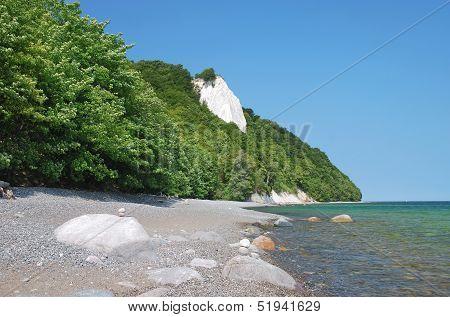 Koenigsstuhl,Rugen island,Germany