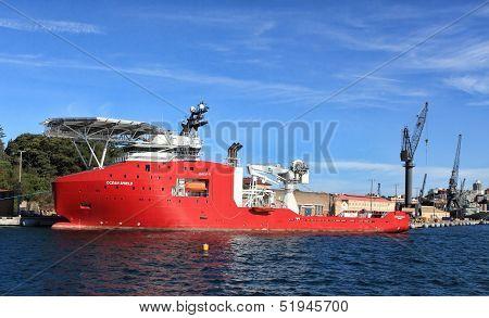 Australian Defence Vessel Ocean Shield