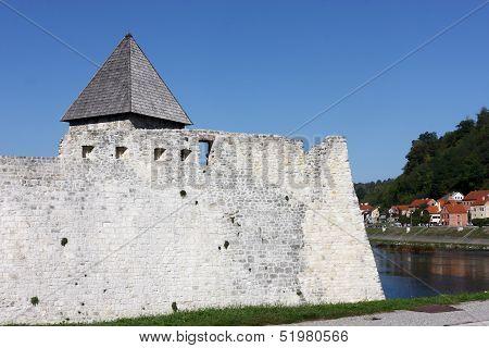 Zrinski Castle, Detail
