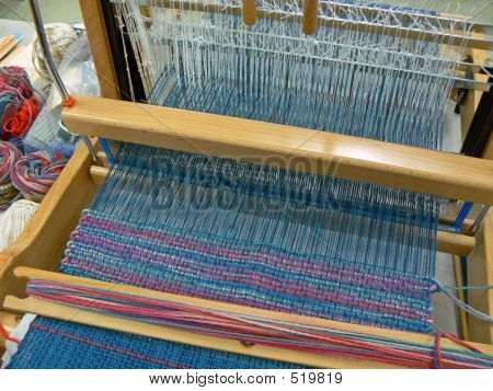 Colorful Hand Loom
