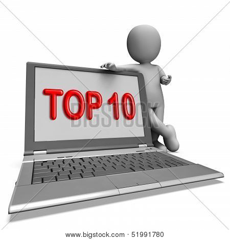 Top Ten Laptop Shows Best Top Ranking Or Rating