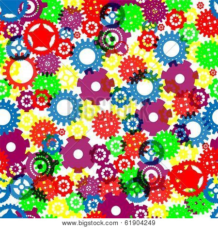 Color-full Seamless gears