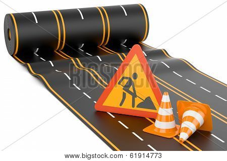 Construction Of The Highway