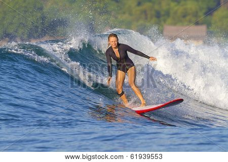 Surfer Girl.