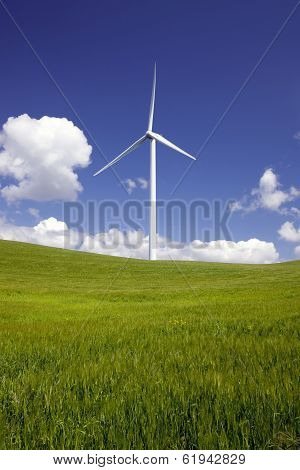 Power Generating Windmill