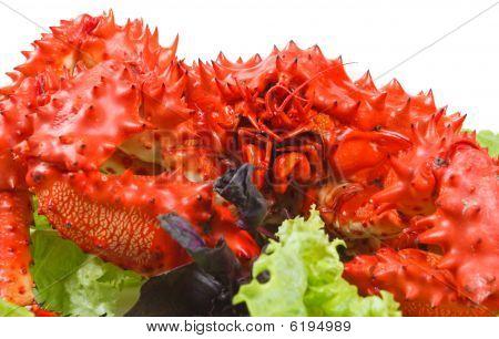 Dish Of Crab