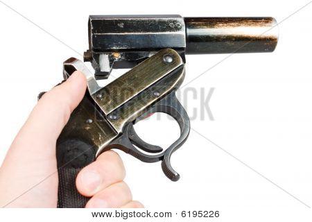 German Flare Gun