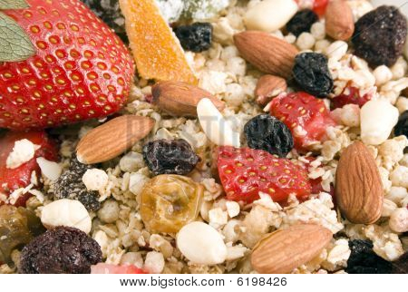 Granola Background