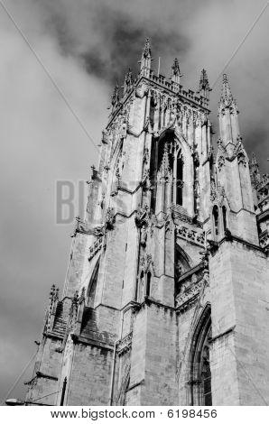 York Minster - Church Exterior