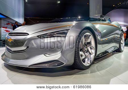 Chevrolet (Chevy) Miray Concept
