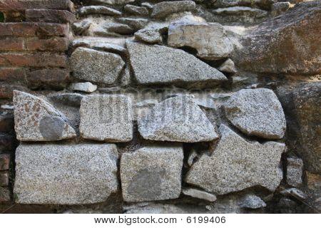 Stone And Brick