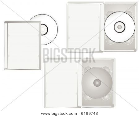 Multimedia Dvd Packaging