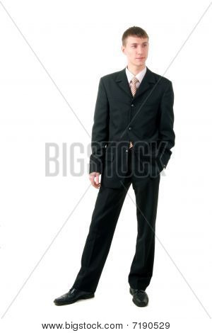 Attractive Men In Formal Wear