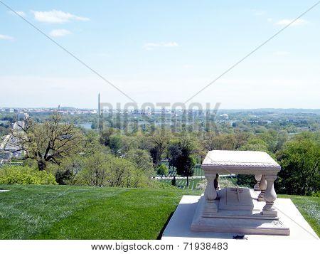 Arlington Cemetery The Pierre Charles Gravesite 2010