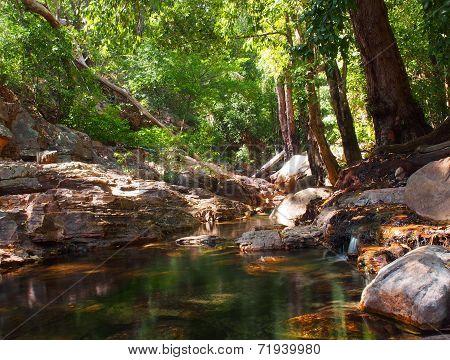 Gubara pools in Kakadu National Park, Australia