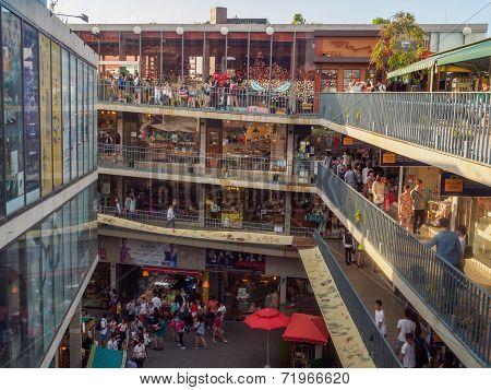 Shopping complex in Seoul