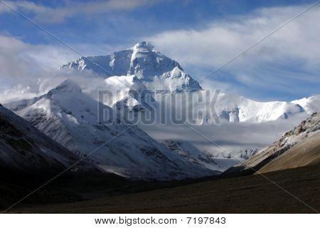 Mount Everest Nordseite