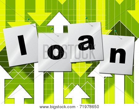 Borrow Loans Means Funding Borrows And Borrowing