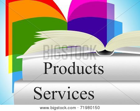 Services Books Represents Fiction Products And Store