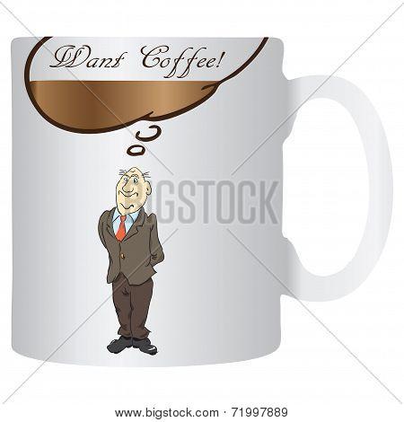 Want Coffee