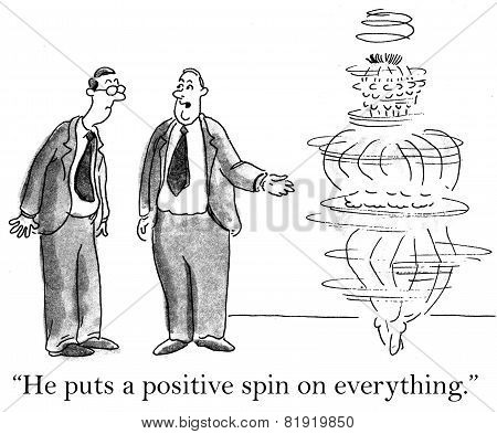 Positive Spin Manager