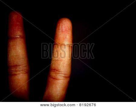 Fingers in the Dark