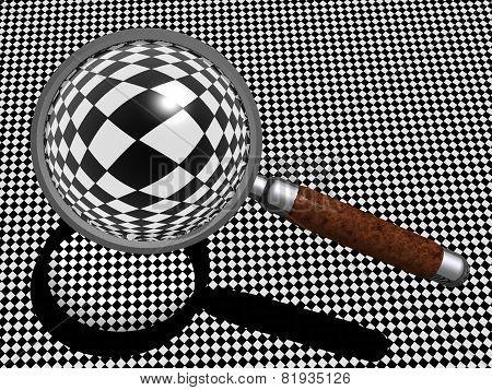 Magnifier.