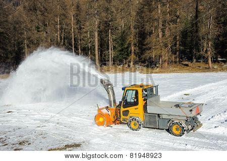 Snowblower,