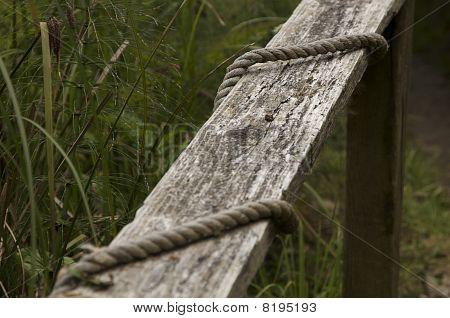 Nautical handrail